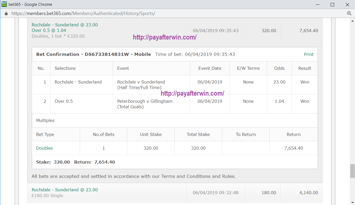 Fixed matches pay after win , sure fixed matches , fixed matches after win payment